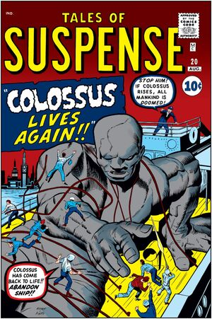 Tales of Suspense Vol 1 20