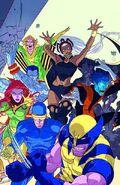 Uncanny X-Men First Class Vol 1 4 Textless