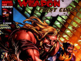 Weapon X: First Class Vol 1 1