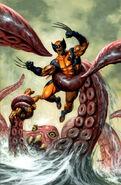Wolverine Hercules Myths, Monsters & Mutants Vol 1 4 Textless
