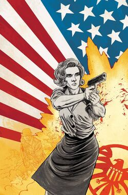 Agent Carter S.H.I.E.L.D. 50th Anniversary Vol 1 1 Textless