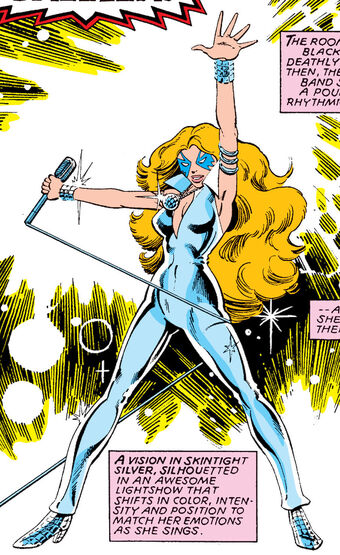 Alison Blaire (Earth-616) | Marvel Database | Fandom
