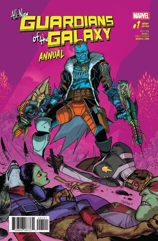 File:All-New Guardians of the Galaxy Annual Vol 1 1 Mora Variant.jpg