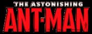 Astonishing Ant-Man (2015) logo