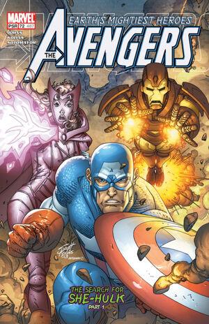 Avengers Vol 3 72