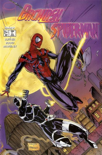 Backlash Spider-Man Vol 1 2