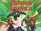 Captain America: Road to War Vol 1 1