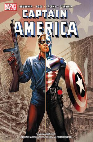 Captain America Vol 5 43