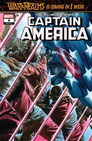 Captain America Vol 9 9