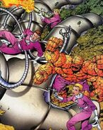 Challengers of the Fantastic (Earth-9602) from Challengers of the Fantastic Vol 1 1 001
