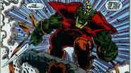 Damek (Earth-928) from Darkhawk Annual Vol 1 3 001