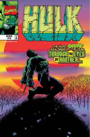 Hulk Vol 1 5