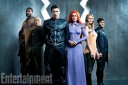 Inhumans Main Cast