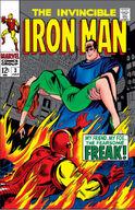 Iron Man Vol 1 3