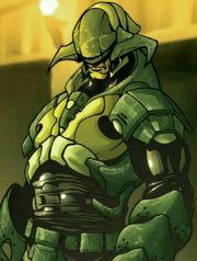 Jacob Fury (Earth-616) from Secret Warriors Vol 1 2 001