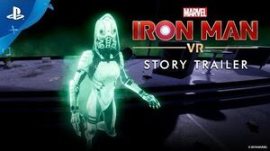 Marvel's Iron Man VR Story Trailer