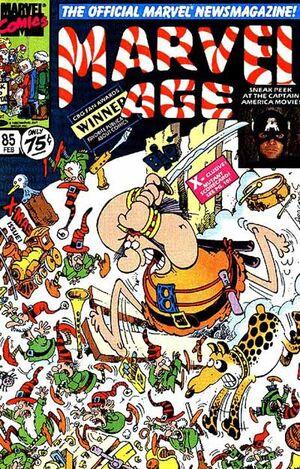 Marvel Age Vol 1 85