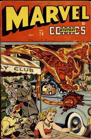 Marvel Mystery Comics Vol 1 74