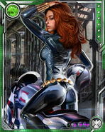 Natalia Romanova (Earth-616) from Marvel War of Heroes 017