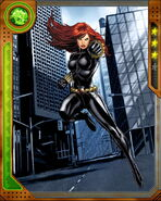 Natalia Romanova (Earth-616) from Marvel War of Heroes 021