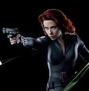 Natasha Romanoff (Earth-199999) from Avengers poster