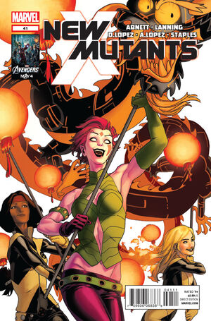 New Mutants Vol 3 41