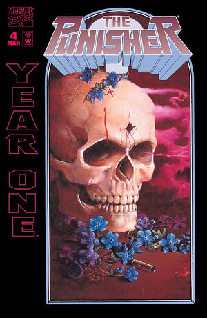 Punisher Year One Vol 1 4
