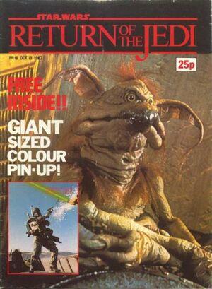 Return of the Jedi Weekly (UK) Vol 1 18