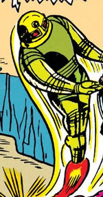 Robot Alpha (Earth-616) from X-Men Vol 1 10 0001