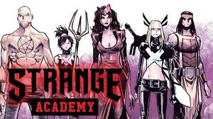 STRANGE ACADEMY 1 Trailer Marvel Comics