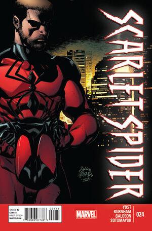 Scarlet Spider Vol 2 24