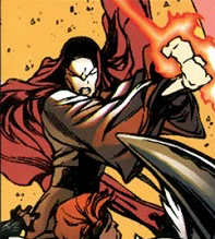 Solar Squadron (Earth-98120) from Avengers Forever Vol 1 2 001