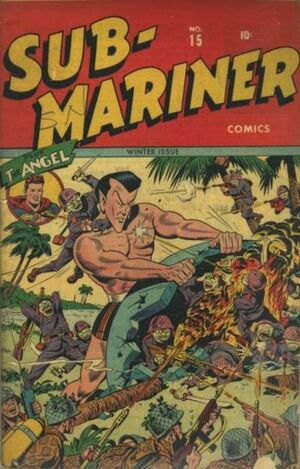 Sub-Mariner Comics Vol 1 15