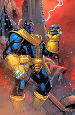 Thanos (Earth-15061) from U.S.Avengers Vol 1 2 001
