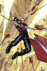Ultimate Hawkeye Vol 1 1 Kubert Variant Textless