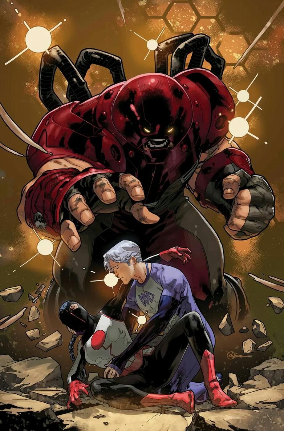 Deadpool 2 Art