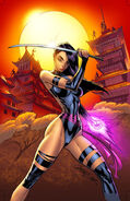 Uncanny X-Men Vol 1 510 Campbell Variant Textless