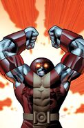Uncanny X-Men Vol 1 543 Textless