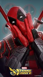 Wade Wilson (Earth-TRN670) from Marvel Strike Force 001