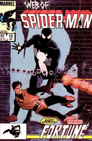 Web of Spider-Man Vol 1 10