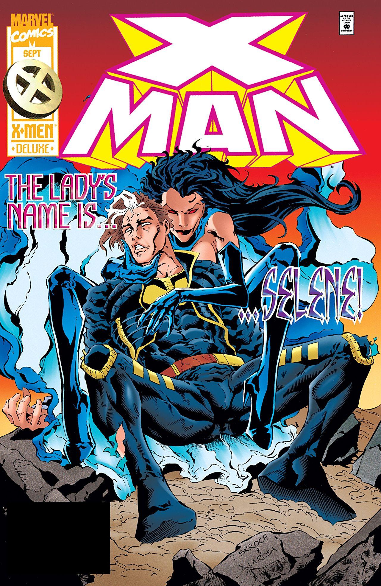 X-Man Vol 1 7