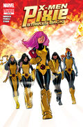 X-Men Pixie Strikes Back Vol 1 1