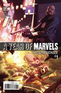 Year of Marvels The Unbeatable Vol 1 1