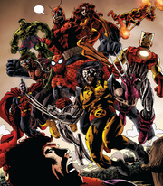 Zombies (Earth-2149) from Marvel Zombies 2 Vol 1 2 001
