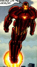 Anthony Stark (Earth-71016) from The Last Fantastic Four Story Vol 1 1 0001