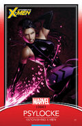 Astonishing X-Men Vol 4 7 Trading Card Variant