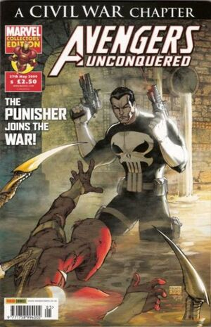 Avengers Unconquered Vol 1 5