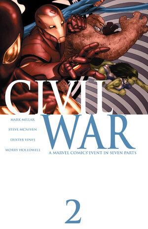 Civil War Vol 1 2