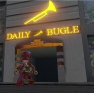 Daily Bugle (Earth-13122) LEGO Marvel Super Heroes