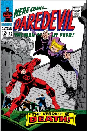 Daredevil Vol 1 20